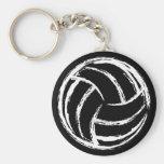 Volleyball Keychain Porte-clef