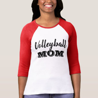 Volleyball Mom Sports T-Shirt