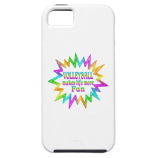 Volleyball More Fun iPhone 5 Case