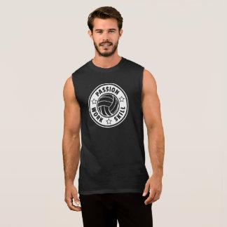 Volleyball Passion, Work Skill Sleeveless Shirt