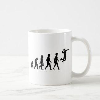 Volleyball player Beach ball beach volleyball Spor Coffee Mug