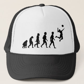 Volleyball player Beach ball beach volleyball Spor Trucker Hat