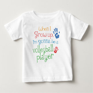 Volleyball Player (Future) Infant Baby T-Shirt