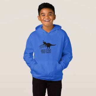 Volleyball Player Saying Hoodie - Son Sweatshirt