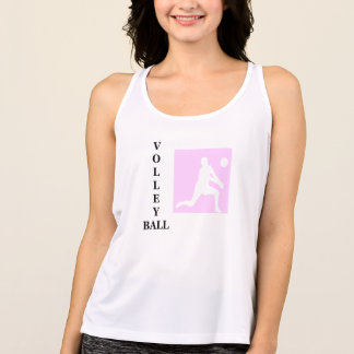 VolleyBall Player Tank Top