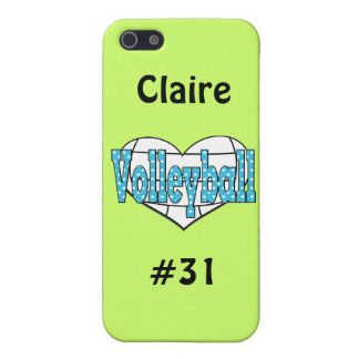 Volleyball Polka Dots iPhone 5/5S Covers