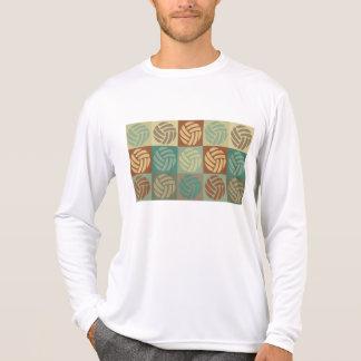 Volleyball Pop Art T-Shirt