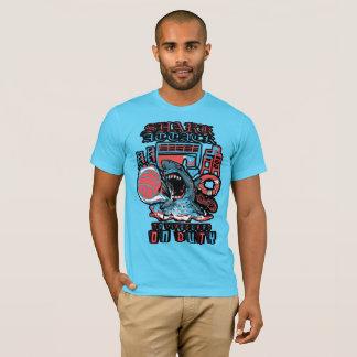 VolleyBall Shark Attack T-Shirt