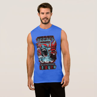 Volleyball Sleeveless Shirt
