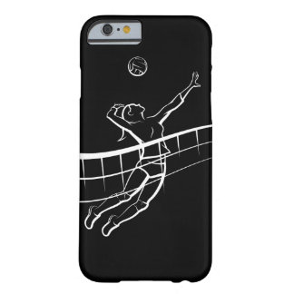 Volleyball Spike Female Barely There iPhone 6 Case