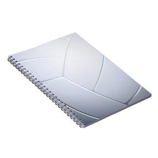Volleyball | Sport Gift Spiral Notebook