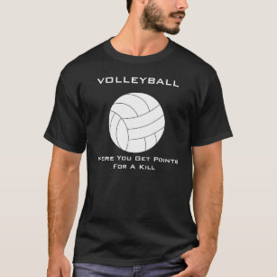 bcddb1c72 Volleyball Gifts T-Shirts & Shirt Designs | Zazzle.ca