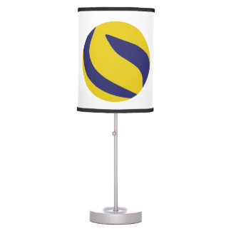 Volleyball Table Lamp