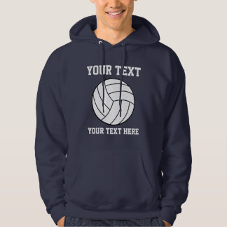 Volleyball Team Hoodie