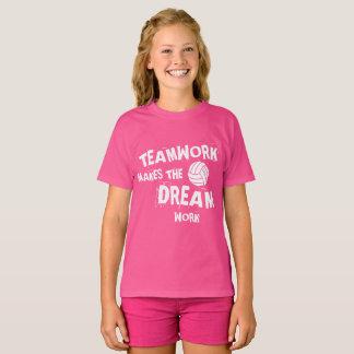Volleyball Teamwork T-Shirt