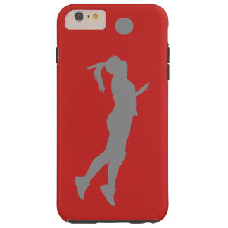 Volleyball Tough iPhone 6 Plus Case