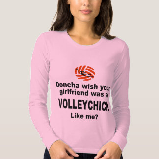 VolleyChick Doncha T-shirts