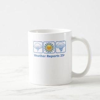 VolleyChick Weather Report Coffee Mug