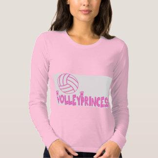 VolleyChick's Princess Shirts