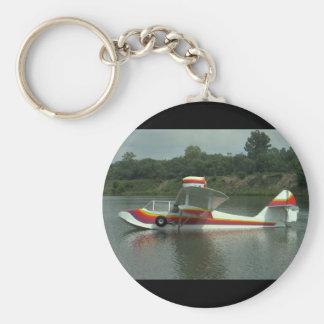 Volmer, Sportsman, 1981_Classic Aviation Basic Round Button Keychain