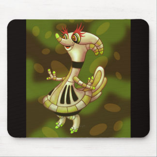 VOLONNE ALIEN ROBOT CARTOON MOUSE PAD