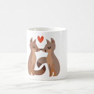 Volpetti Innamorati Coffee Mug