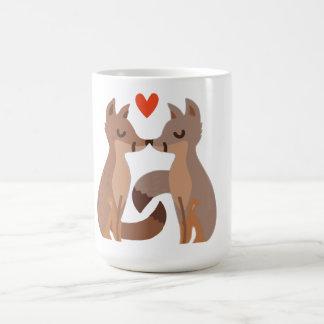 Volpetti Innamorati. Tazza grande Coffee Mug