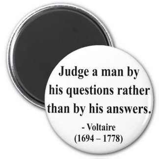 Voltaire Quote 8a Magnet