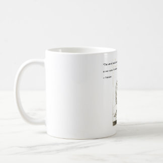voltaire quote coffee mug