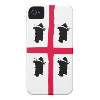 Volte de Sardegna 4 - coque iphone Étuis iPhone 4