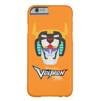 Voltron | Colored Voltron Head Graphic Barely There iPhone 6 Case