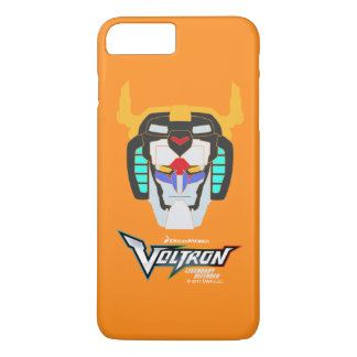 Voltron | Colored Voltron Head Graphic iPhone 8 Plus/7 Plus Case