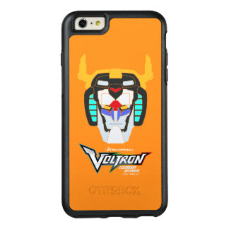 Voltron | Colored Voltron Head Graphic OtterBox iPhone 6/6s Plus Case