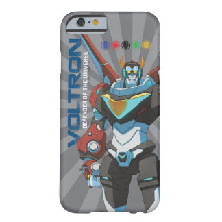 Voltron | Defender of the Universe Barely There iPhone 6 Case