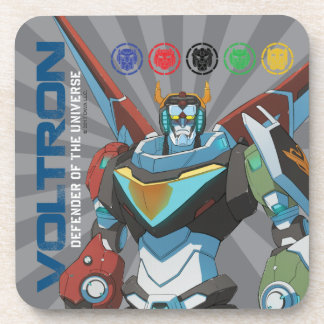 Voltron | Defender of the Universe Coaster