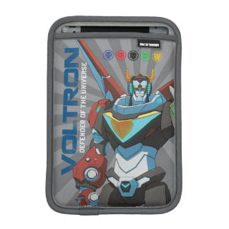 Voltron | Defender of the Universe iPad Mini Sleeve