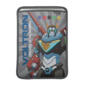 Voltron | Defender of the Universe MacBook Sleeve