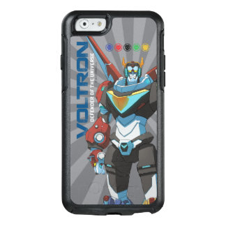 Voltron | Defender of the Universe OtterBox iPhone 6/6s Case