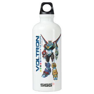 Voltron | Defender of the Universe Water Bottle