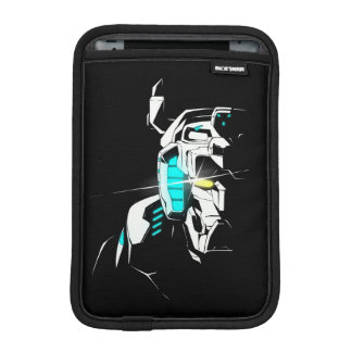 Voltron | Gleaming Eye Silhouette iPad Mini Sleeve
