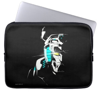 Voltron | Gleaming Eye Silhouette Laptop Sleeve
