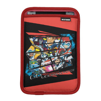 Voltron | Go Voltron Force iPad Mini Sleeve