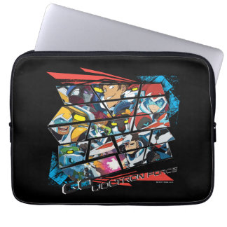 Voltron | Go Voltron Force Laptop Sleeve