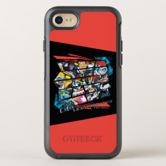 Voltron | Go Voltron Force OtterBox Symmetry iPhone 8/7 Case