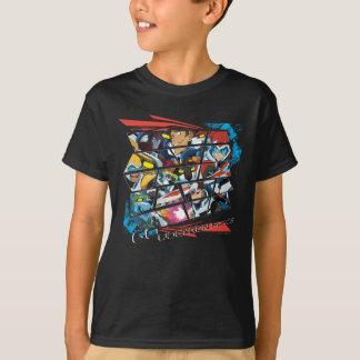Voltron | Go Voltron Force T-Shirt