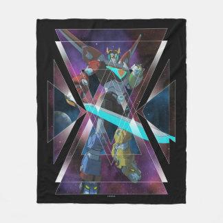 Voltron | Intergalactic Voltron Graphic Fleece Blanket