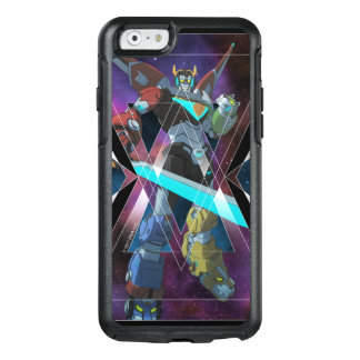 Voltron | Intergalactic Voltron Graphic OtterBox iPhone 6/6s Case