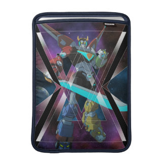 Voltron | Intergalactic Voltron Graphic Sleeve For MacBook Air