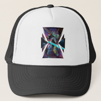 Voltron | Intergalactic Voltron Graphic Trucker Hat