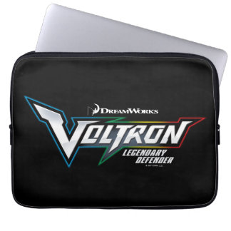 Voltron | Legendary Defender Logo Laptop Sleeve